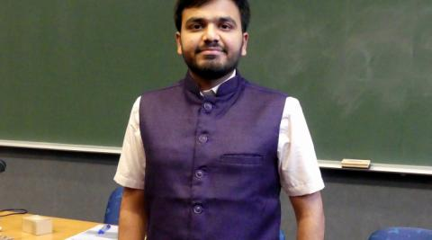 Bhunavesh Srinivasan, from India, Mamaself alumni 2013-15 cohort